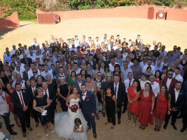 Le mariage de Mathieu et Manon à Alès, Gard 1