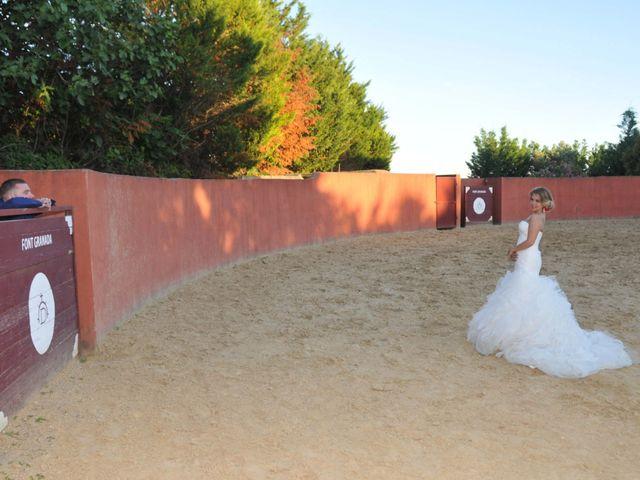 Le mariage de Mathieu et Manon à Alès, Gard 47