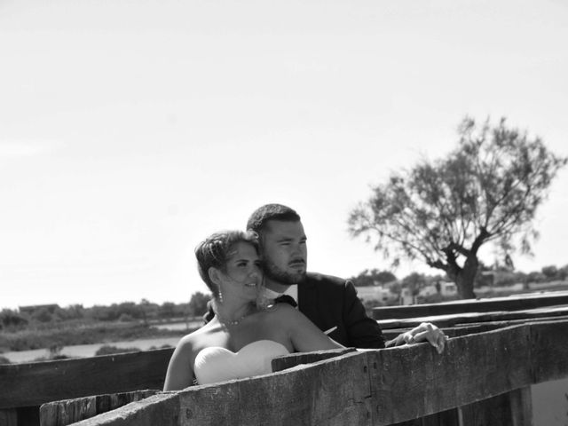 Le mariage de Mathieu et Manon à Alès, Gard 48