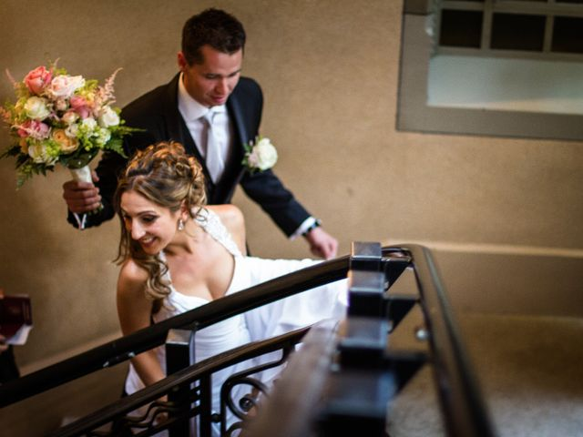 Le mariage de Tomas et Erika à Divonne-les-Bains, Ain 9