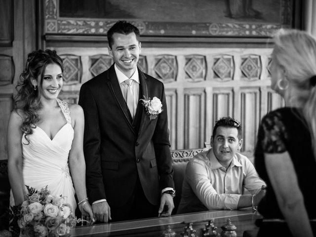 Le mariage de Tomas et Erika à Divonne-les-Bains, Ain 11