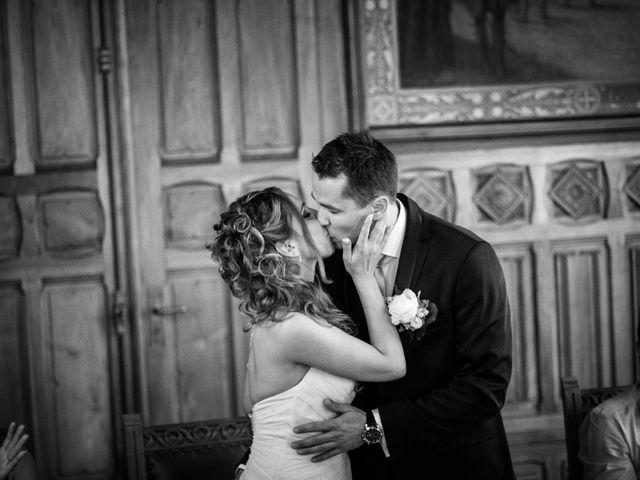 Le mariage de Tomas et Erika à Divonne-les-Bains, Ain 12
