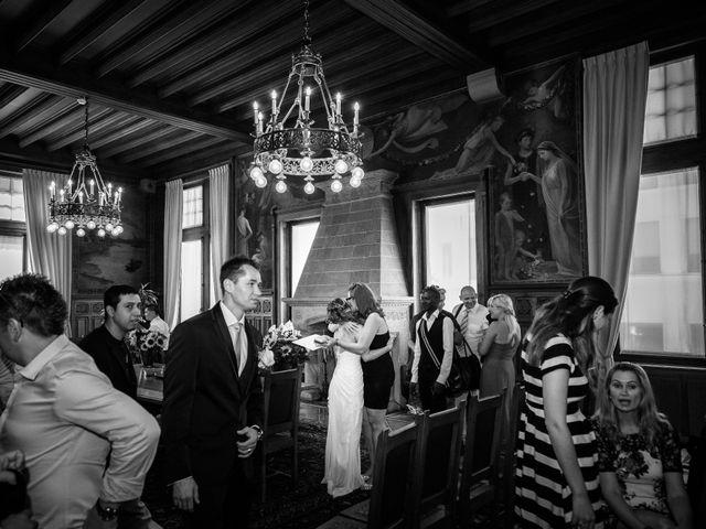 Le mariage de Tomas et Erika à Divonne-les-Bains, Ain 13
