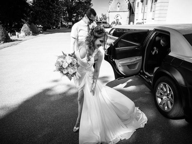 Le mariage de Tomas et Erika à Divonne-les-Bains, Ain 1
