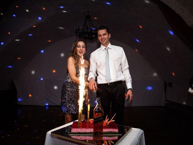 Le mariage de Tomas et Erika à Divonne-les-Bains, Ain 24
