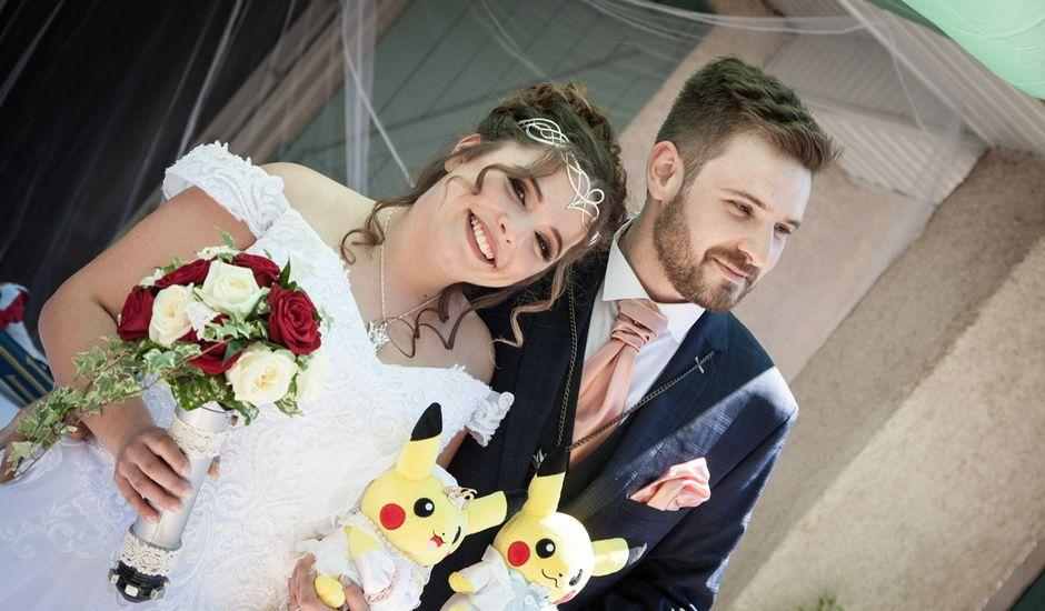 Le mariage de Antony et Minah  à Cavanac, Aude