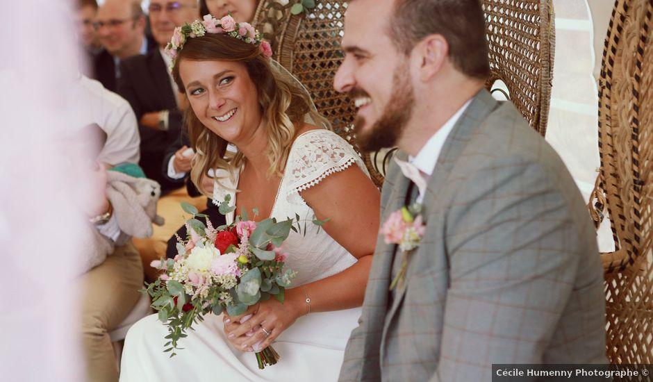 Le mariage de Jérôme et Cécile à Puygaillard-de-Quercy, Tarn-et-Garonne