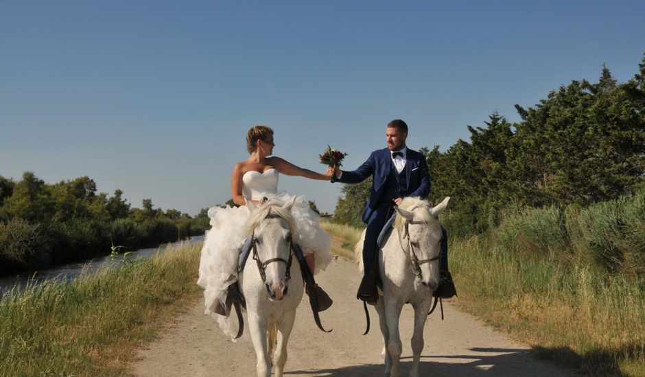 Le mariage de Mathieu et Manon à Alès, Gard
