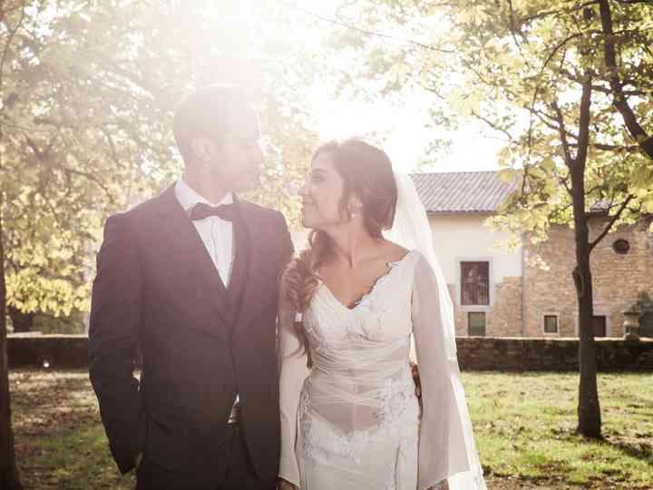 Le mariage de Karine et Morad