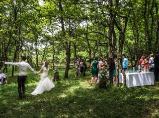 Le mariage de Sandrine et Mika