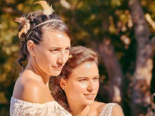 Le mariage de Leslie et Clémence