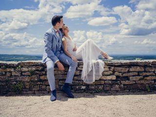 Le mariage de Maëva et Jean Sébastien