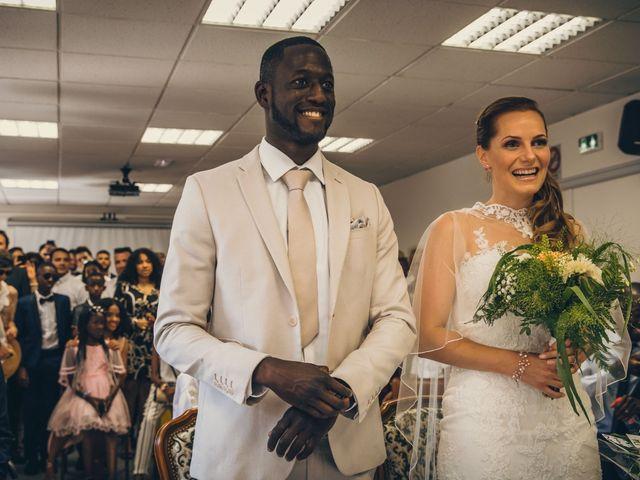 Le mariage de Bafodé et Margaux à Lesconil, Finistère 2