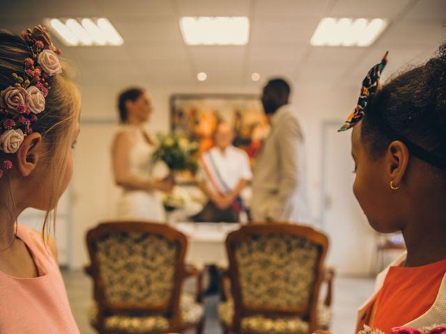 Le mariage de Bafodé et Margaux à Lesconil, Finistère 9