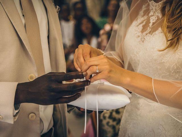 Le mariage de Bafodé et Margaux à Lesconil, Finistère 10