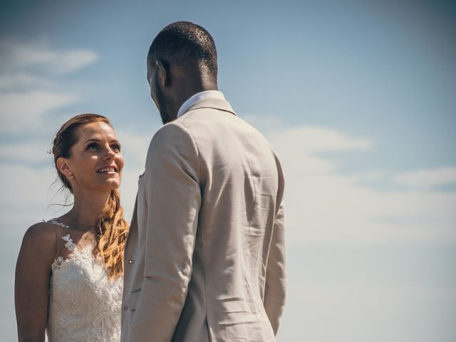 Le mariage de Bafodé et Margaux à Lesconil, Finistère 16