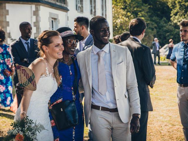 Le mariage de Bafodé et Margaux à Lesconil, Finistère 22