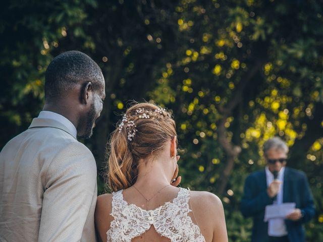 Le mariage de Bafodé et Margaux à Lesconil, Finistère 24