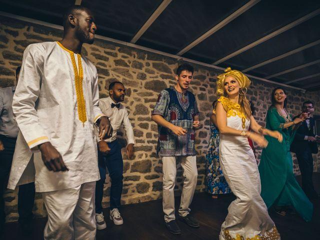 Le mariage de Bafodé et Margaux à Lesconil, Finistère 32