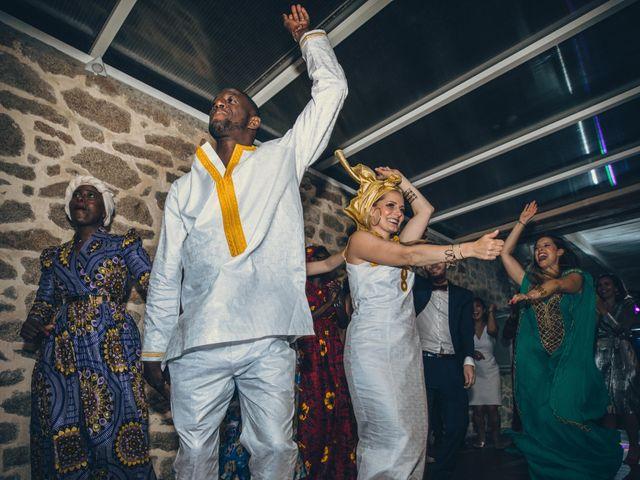 Le mariage de Bafodé et Margaux à Lesconil, Finistère 34