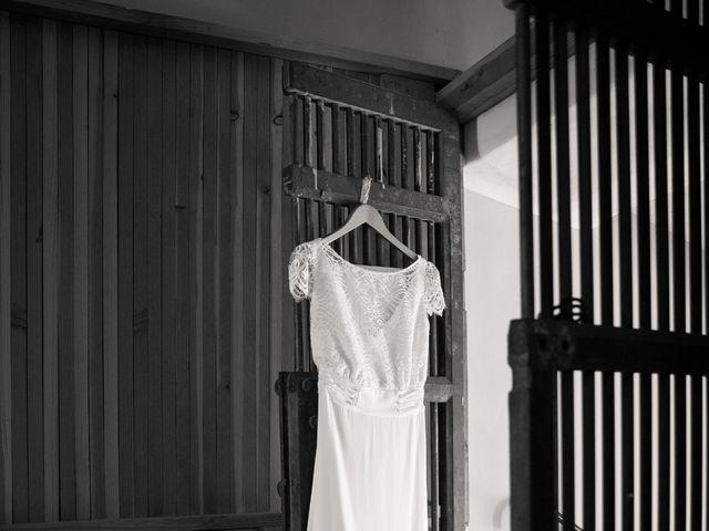 Le mariage de Benjamin et Caroline à Saint-Hilaire-de-Brethmas, Gard 6