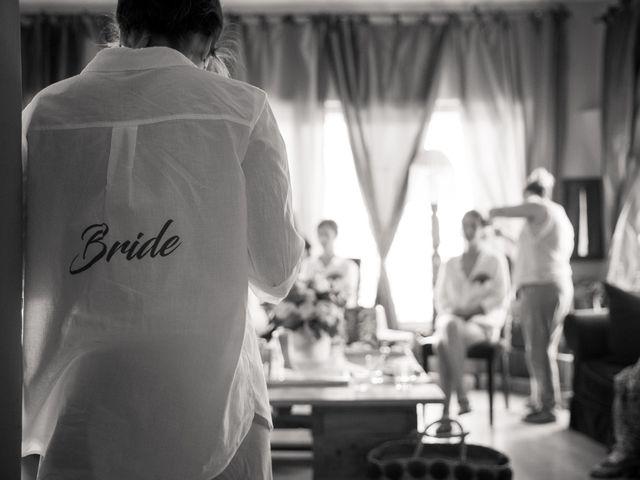 Le mariage de Benjamin et Caroline à Saint-Hilaire-de-Brethmas, Gard 14