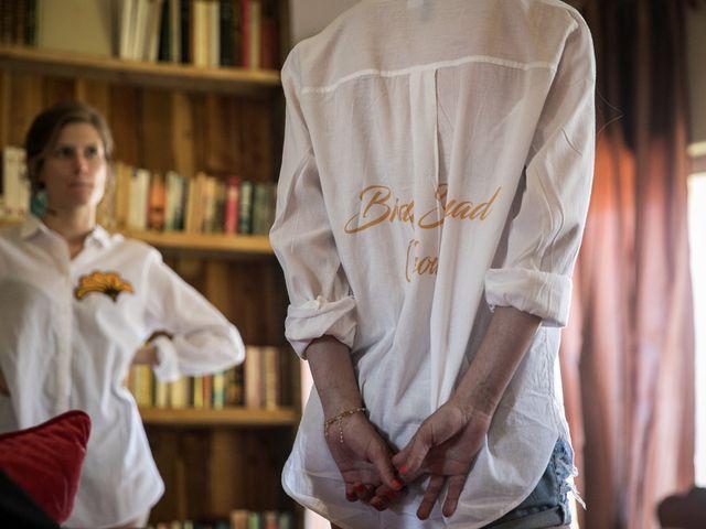Le mariage de Benjamin et Caroline à Saint-Hilaire-de-Brethmas, Gard 15