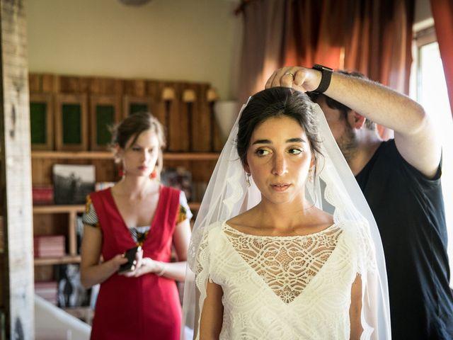 Le mariage de Benjamin et Caroline à Saint-Hilaire-de-Brethmas, Gard 22