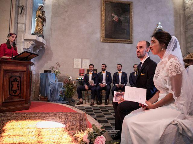 Le mariage de Benjamin et Caroline à Saint-Hilaire-de-Brethmas, Gard 27