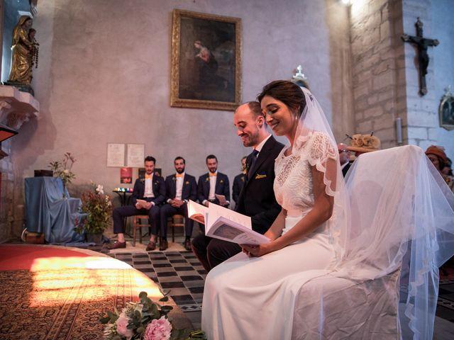 Le mariage de Benjamin et Caroline à Saint-Hilaire-de-Brethmas, Gard 29
