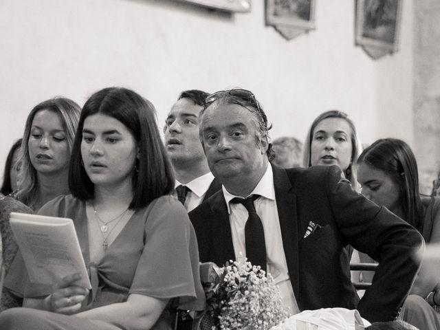 Le mariage de Benjamin et Caroline à Saint-Hilaire-de-Brethmas, Gard 30