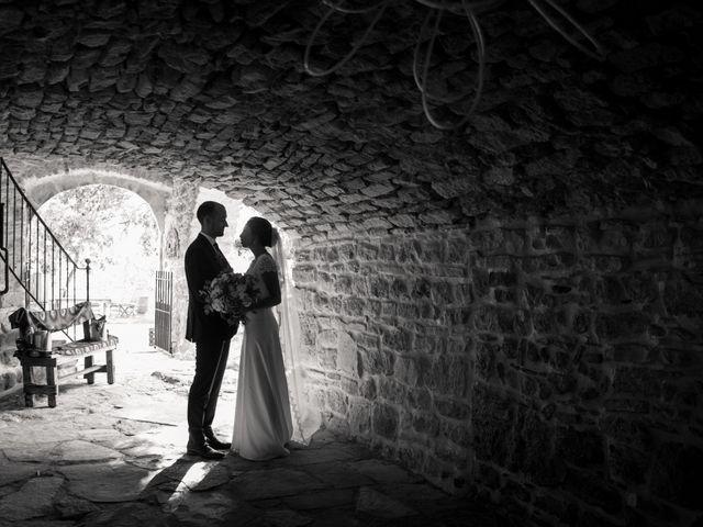 Le mariage de Benjamin et Caroline à Saint-Hilaire-de-Brethmas, Gard 37