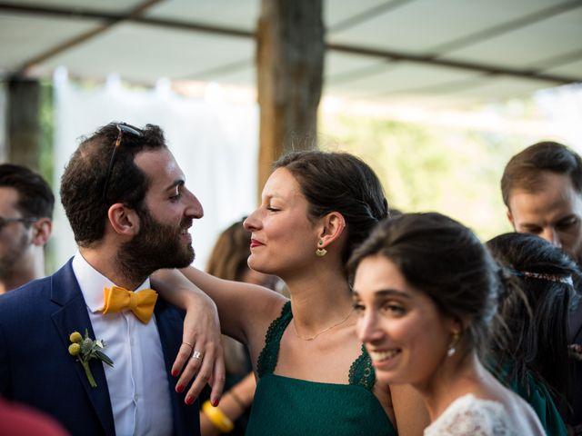 Le mariage de Benjamin et Caroline à Saint-Hilaire-de-Brethmas, Gard 46