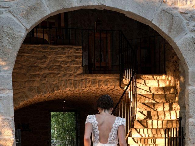 Le mariage de Benjamin et Caroline à Saint-Hilaire-de-Brethmas, Gard 50