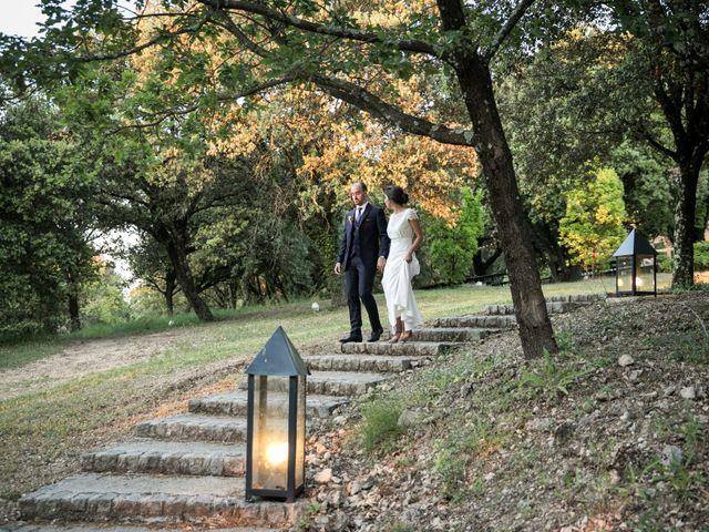 Le mariage de Benjamin et Caroline à Saint-Hilaire-de-Brethmas, Gard 52