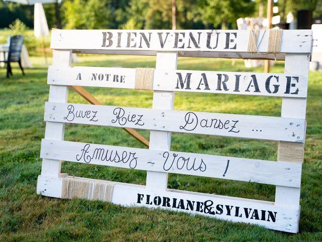 Le mariage de Sylvain et Floriane à Maxent, Ille et Vilaine 6