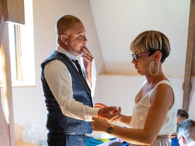 Le mariage de Sylvain et Floriane à Maxent, Ille et Vilaine 17