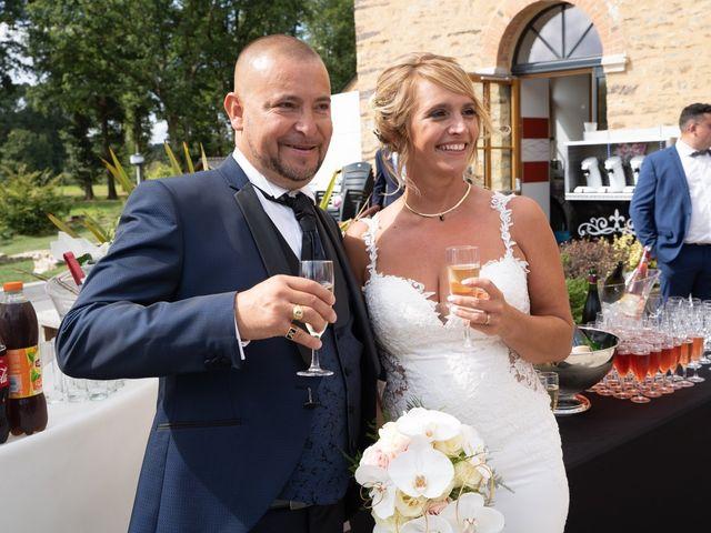 Le mariage de Sylvain et Floriane à Maxent, Ille et Vilaine 32