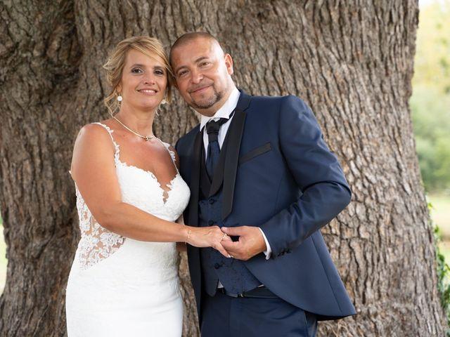 Le mariage de Floriane et Sylvain