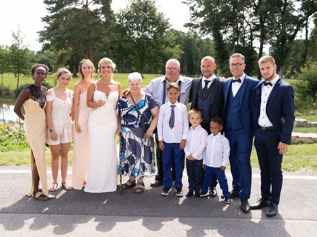 Le mariage de Sylvain et Floriane à Maxent, Ille et Vilaine 46