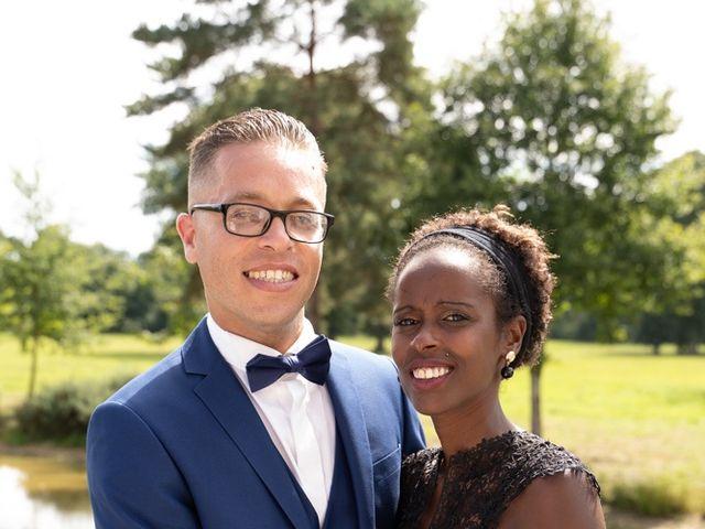 Le mariage de Sylvain et Floriane à Maxent, Ille et Vilaine 47