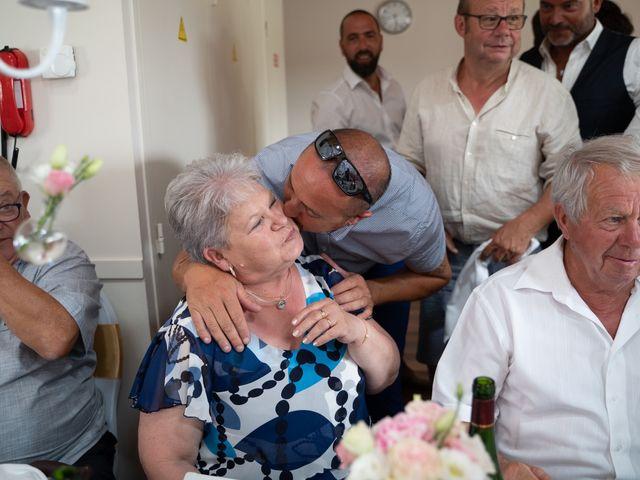 Le mariage de Sylvain et Floriane à Maxent, Ille et Vilaine 64