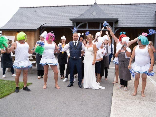 Le mariage de Sylvain et Floriane à Maxent, Ille et Vilaine 67