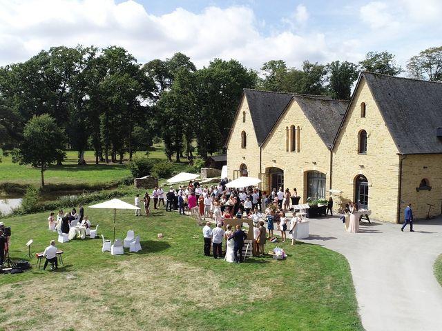 Le mariage de Sylvain et Floriane à Maxent, Ille et Vilaine 80
