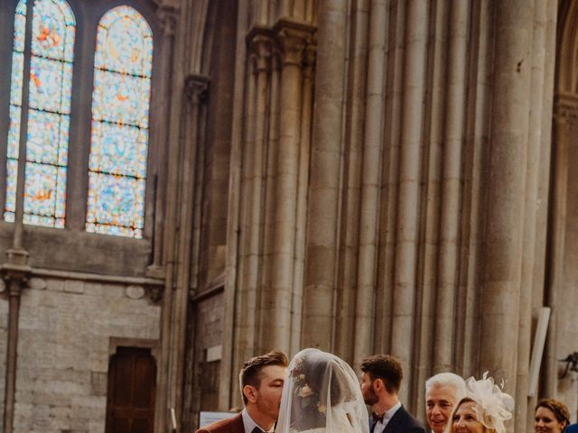 Le mariage de Benjamin et Alicia à Dijon, Côte d'Or 20
