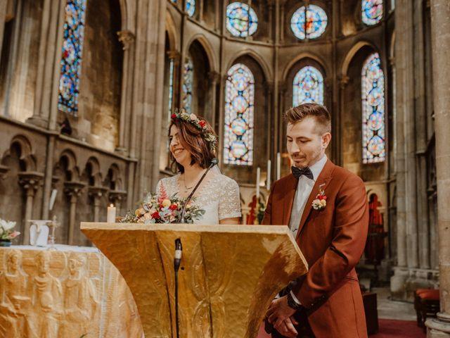 Le mariage de Benjamin et Alicia à Dijon, Côte d'Or 22
