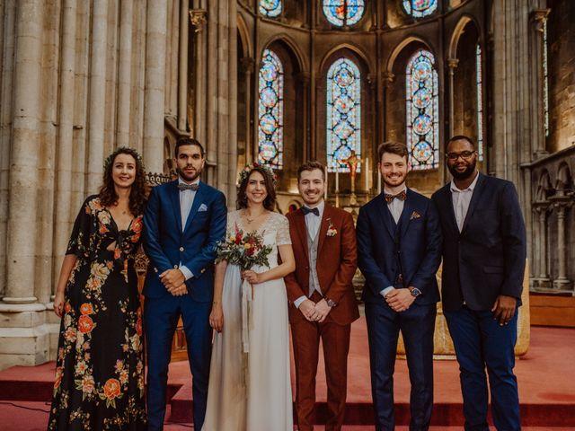 Le mariage de Benjamin et Alicia à Dijon, Côte d'Or 27