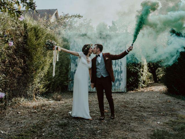 Le mariage de Benjamin et Alicia à Dijon, Côte d'Or 34