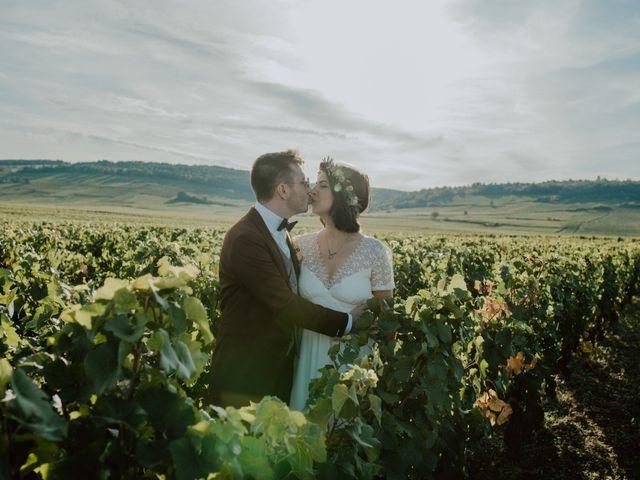 Le mariage de Benjamin et Alicia à Dijon, Côte d'Or 37