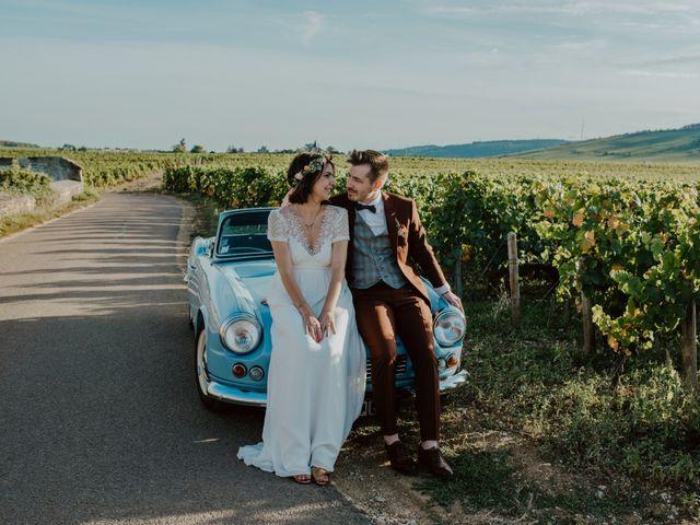 Le mariage de Alicia et Benjamin